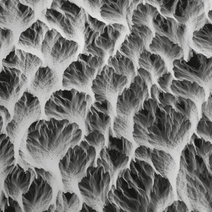 Aerial of River Delta #8 Iceland