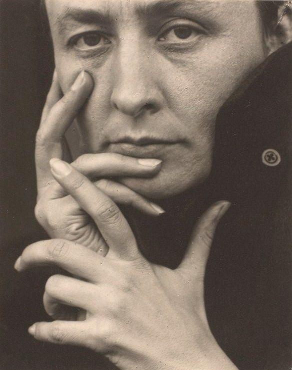 Alfred Stieglitz, 'Georgia O'Keefe', dated 1918.