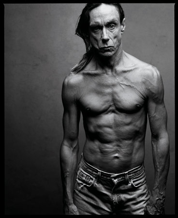 Iggy Pop, Miami.
