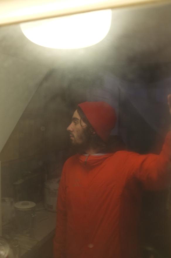 Selfie#20: Ghost (1/28/14)