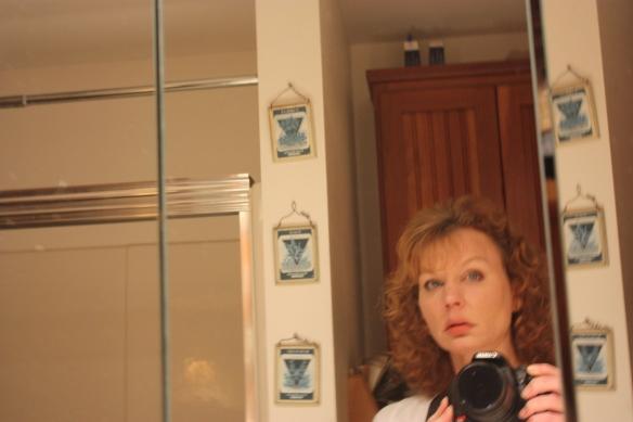 selfie # 15 sallie blackstock 1/27/14