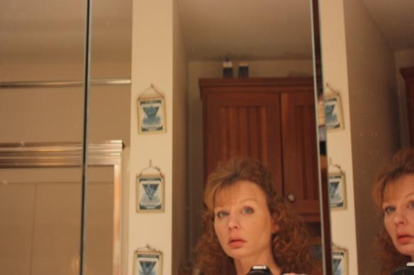 selfie # 16 sallie blackstock 1/28/14