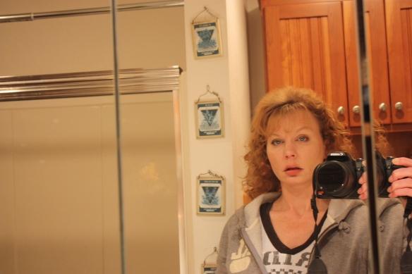 selfie # 17 sallie blackstock 1/29/14