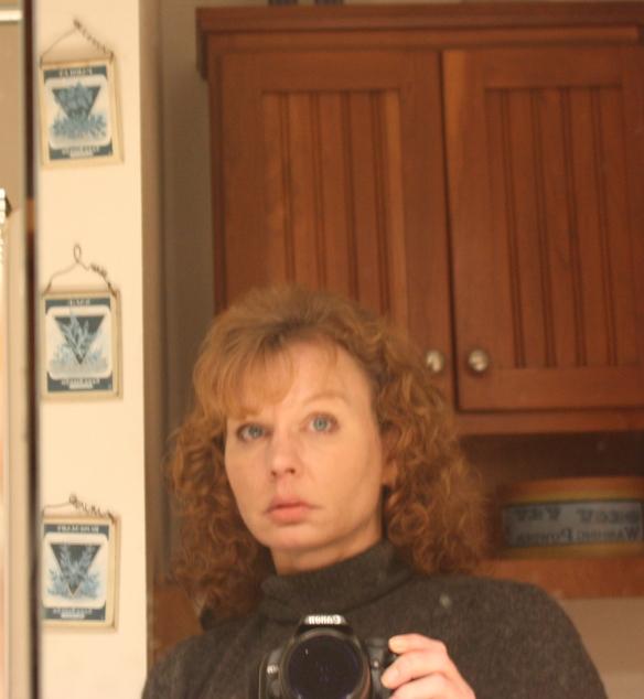 selfie # 18 sallie blackstock 1/30/14