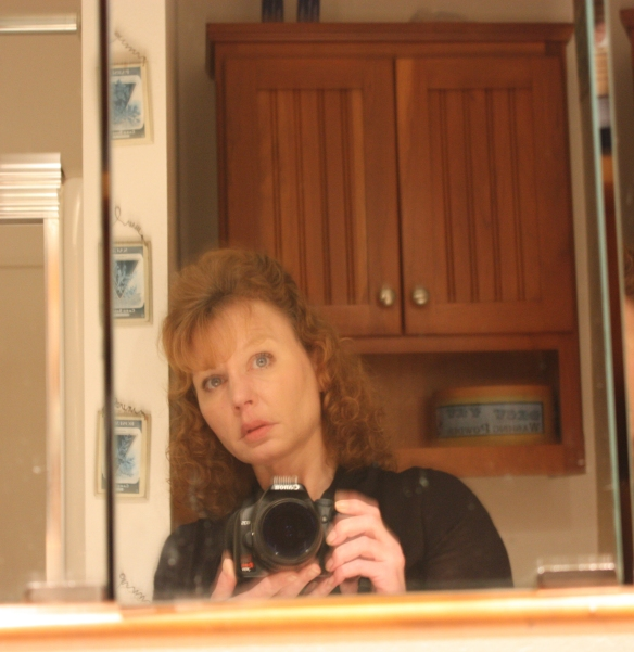 selfie # 19 sallie blackstock 1/31/14