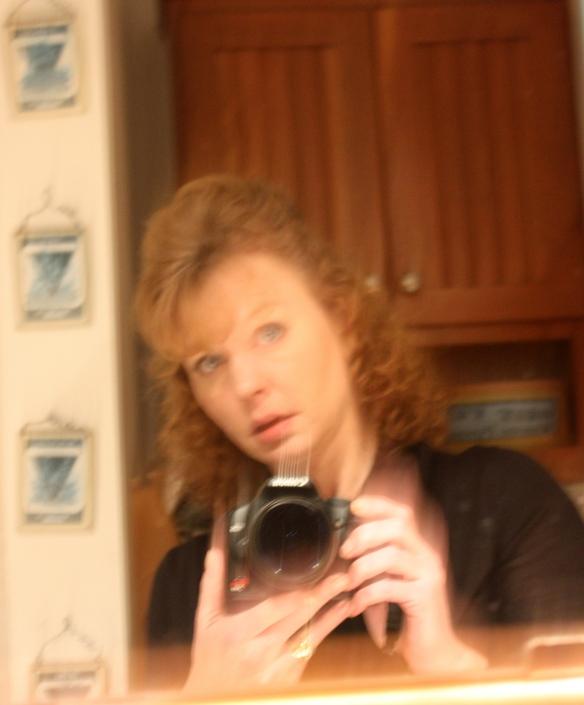 selfie # 20 sallie blackstock 2/1/14