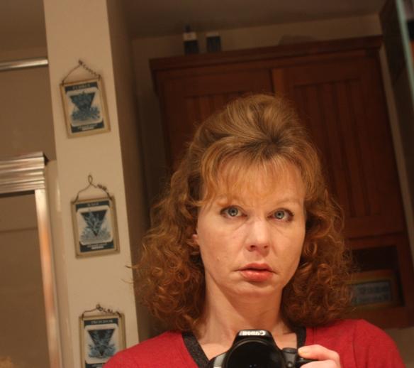 selfie # 21 sallie blackstock 2/2/14