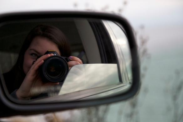 Selfie #8 Anna Heacox