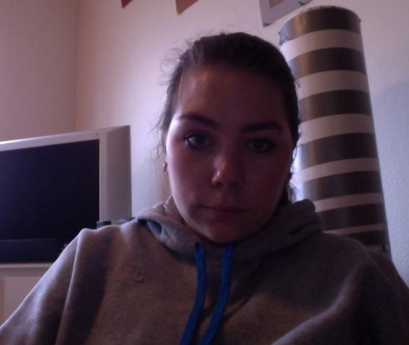 Selfie #9 Anna Heacox