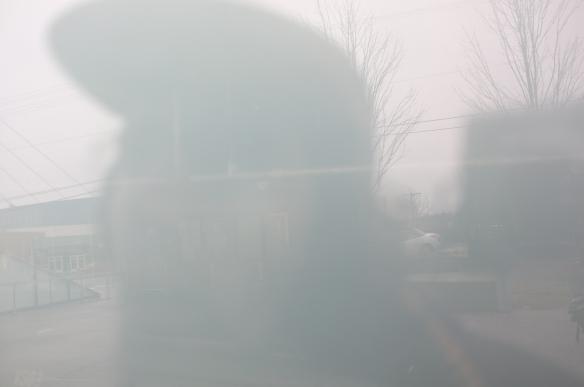 Selfie#41: Ghost Shadow (2/18/14)