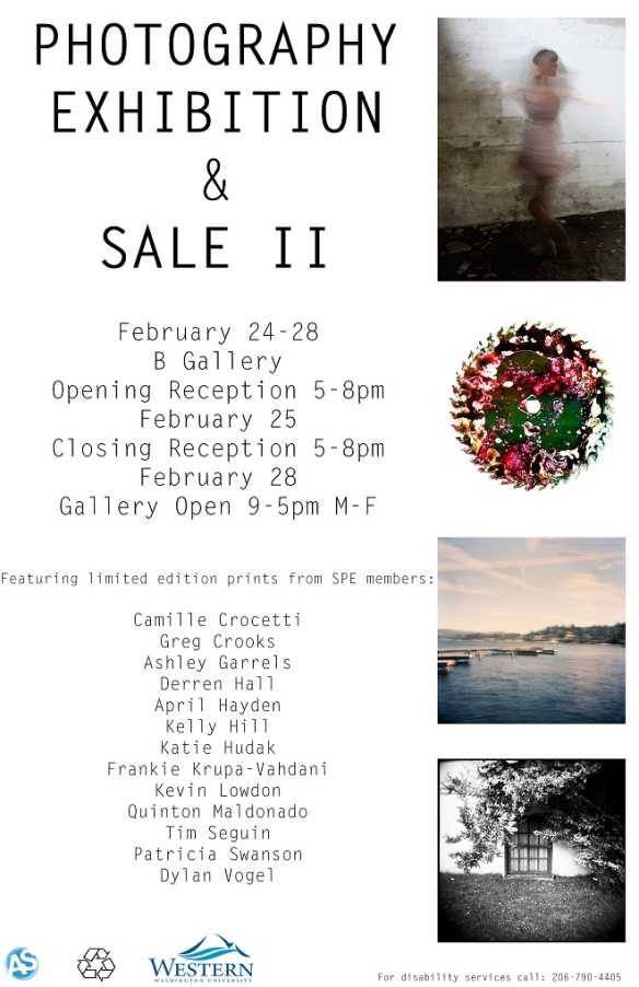 Photography Exhibition & Sale II