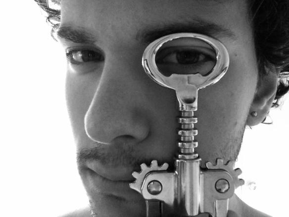 Nicasio selfie #28, Feb 7: Entirely Original Idea 3