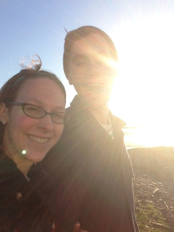 Hannah Bryan Selfie #19 Birch Bay (January 26th)