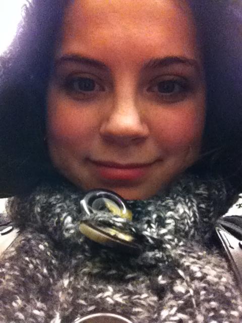 Creeper smile selfie. #28
