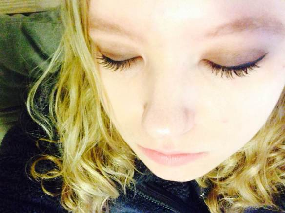 Maggie Degman selfie #21 thin line (1/28)