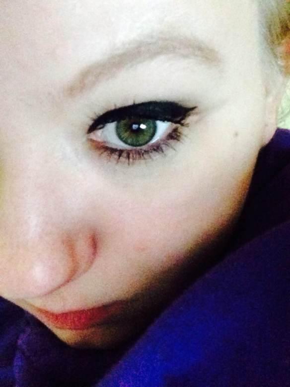 Maggie Degman selfie #24 highlight (1/31)