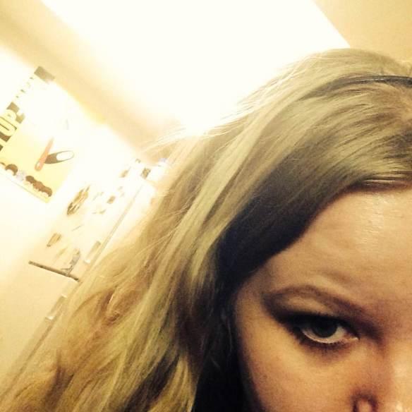 Maggie Degman selfie #30 quarter (2/6)