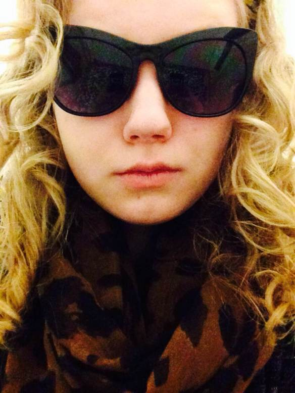 Maggie Degman selfie #34 shades (2/10)