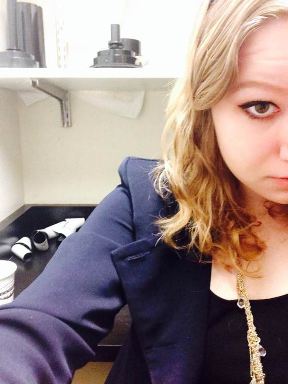 Maggie Degman selfie #35 develop (2/11)