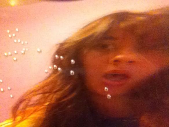 Selfie #46: Bubbles2 (Feb. 23)