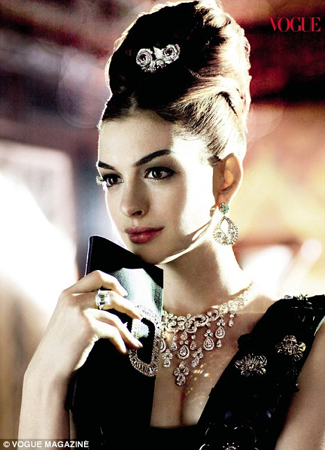I LOVE Audrey and I LOVE Anne Hathaway!! (#11)