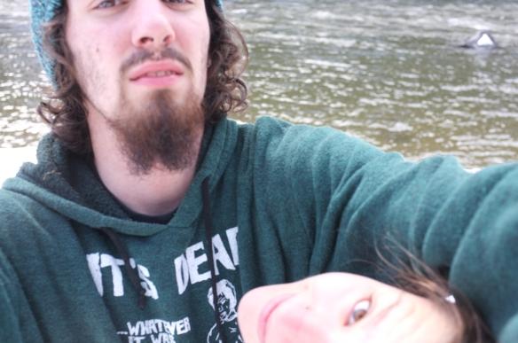 Selfie#63: SideDownUp (3/12/14)