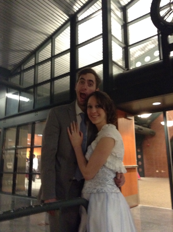 Hannah Bryan Selfie #43 Fancy Dance (February 19th)