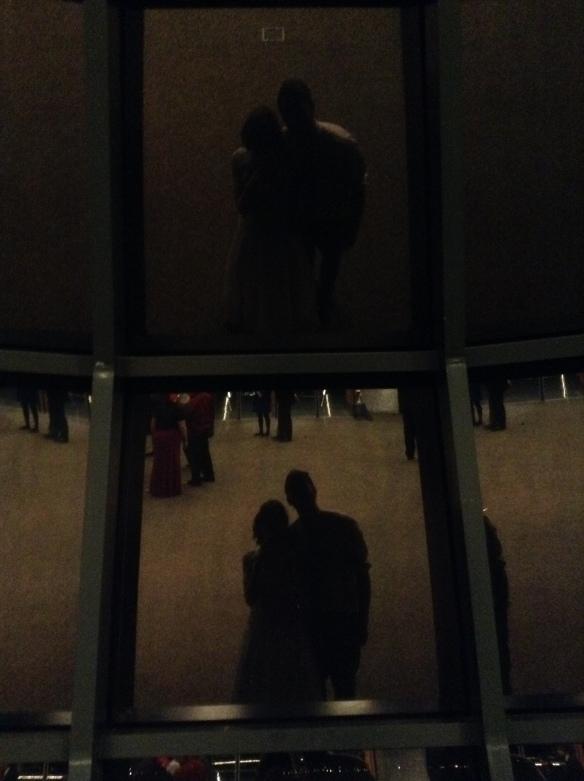 Hannah Bryan Selfie#44 Silent Silhoet (February 20th)