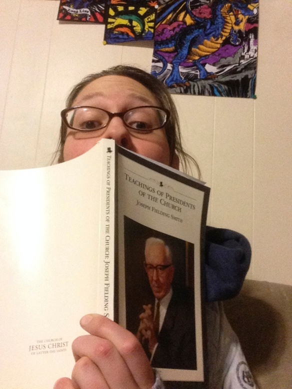 Hannah Bryan Selfie #26 Sunday Study (February 2nd)