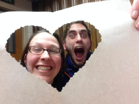 Hannah Bryan Selfie #34 Card Creation (February 10th)