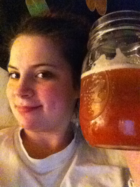 I love Oakshire IPA & wearing my boyfriends shirts to bed. #64