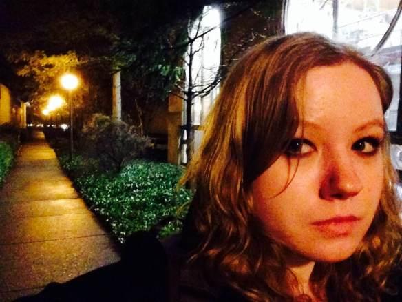 Maggie Degman selfie #36 path (2/12)