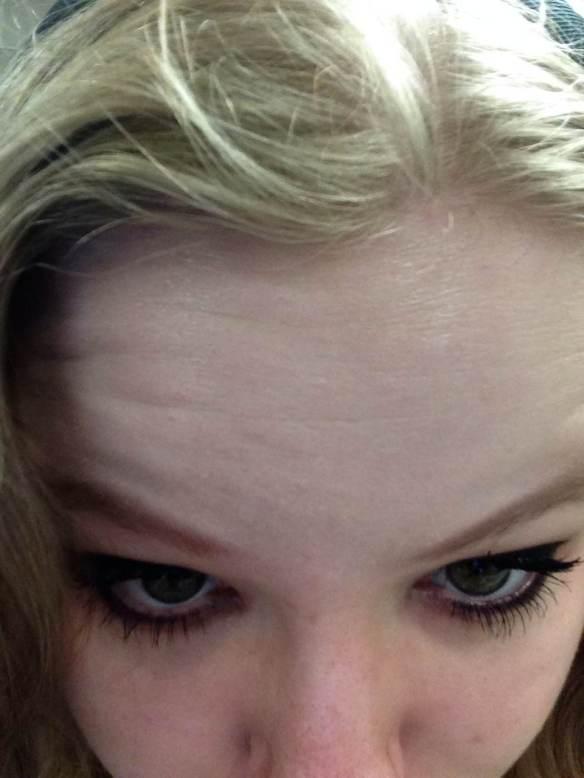 Maggie Degman selfie #55 face (3/3)