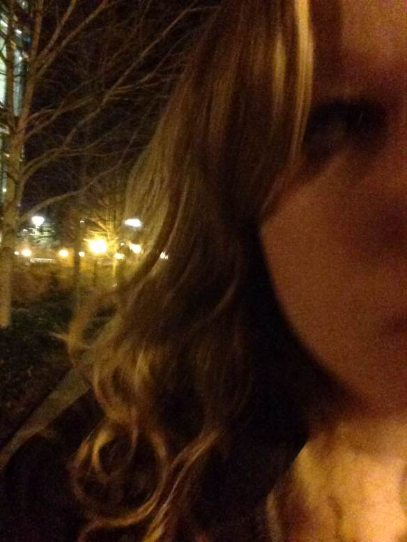 Maggie Degman selfie #40 blur (2/16)
