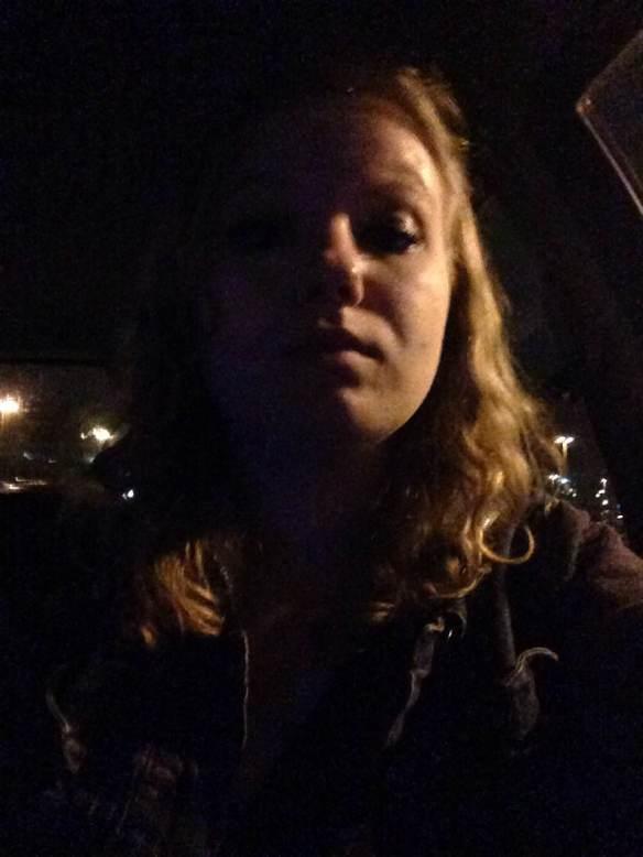 Maggie Degman selfie #41 halflite (2/17)
