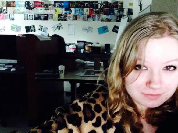 Maggie Degman selfie #42 Klipsun (2/18)