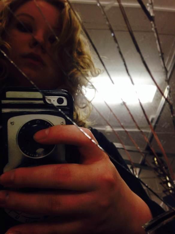 Maggie Degman selfie #43 broken (2/19)