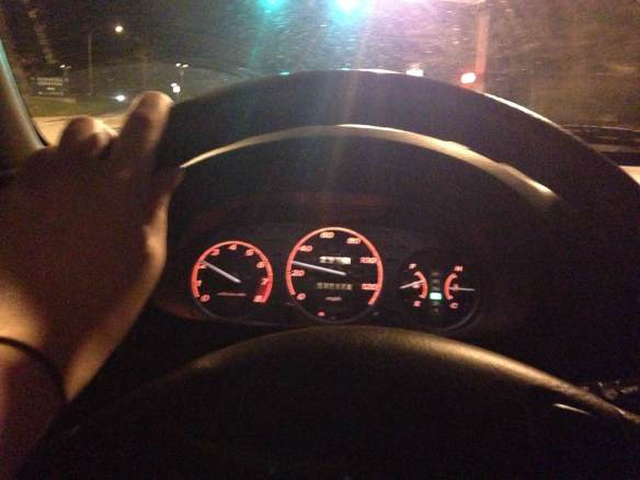 Maggie Degman selfie #45 drive (2/21)
