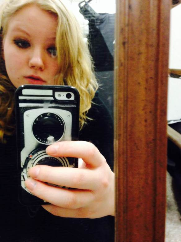 Maggie Degman selfie #47 phone (2/23)