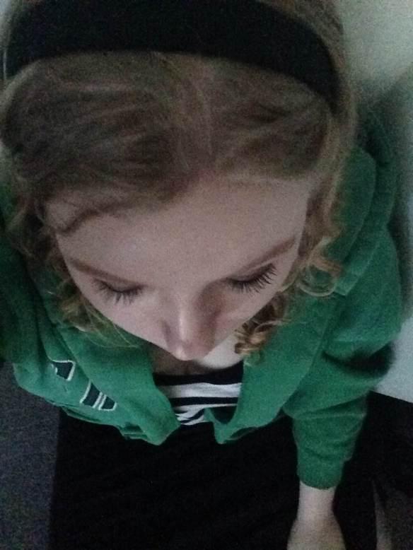 Maggie Degman selfie #51 above (2/27)