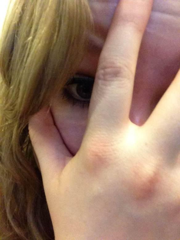 Maggie Degman selfie #65 Hand (3/13)