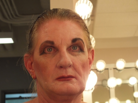 Stage Makeup - again, another strange vision #13